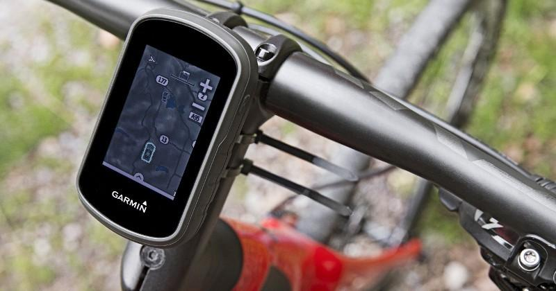 New Garmin eTrex adds a Touch of tech to outdoor handhelds