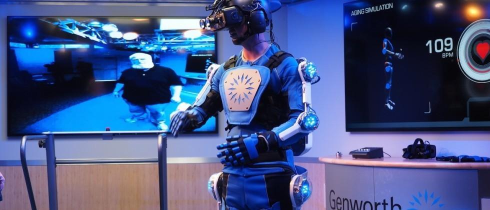This futuristic exoskeleton convinced me to take aging seriously