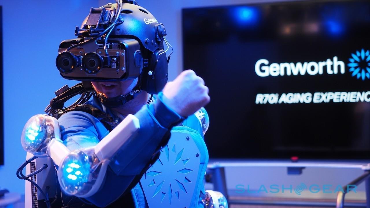 Genworth R70i aging suit