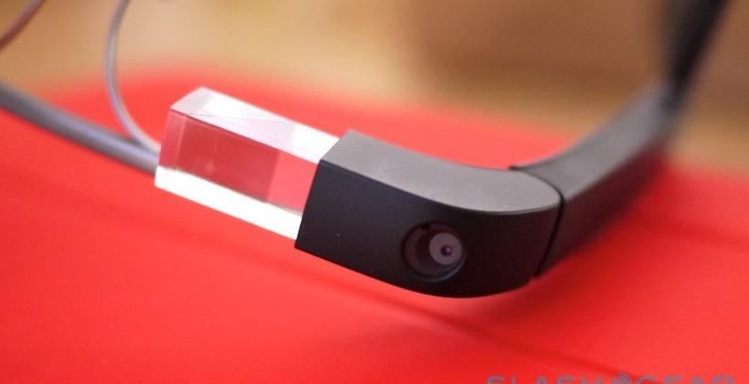 Looks like Google Glass 2, but it's not for you