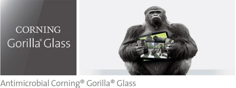 ZTE Axon is first to use Antimicrobial Gorilla Glass