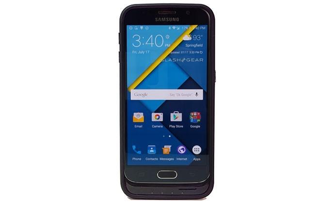 Galaxy S6 gains microSD, battery thanks to Incipio