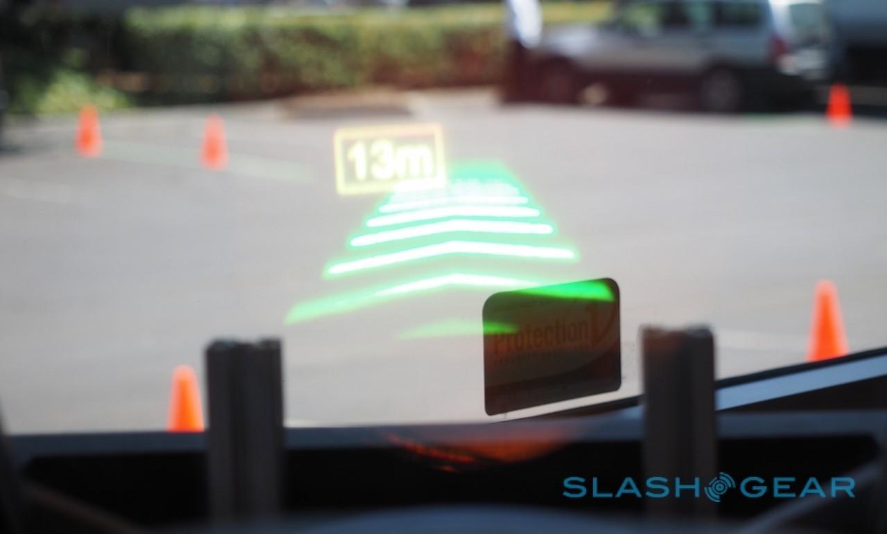 Honda 3D HUD