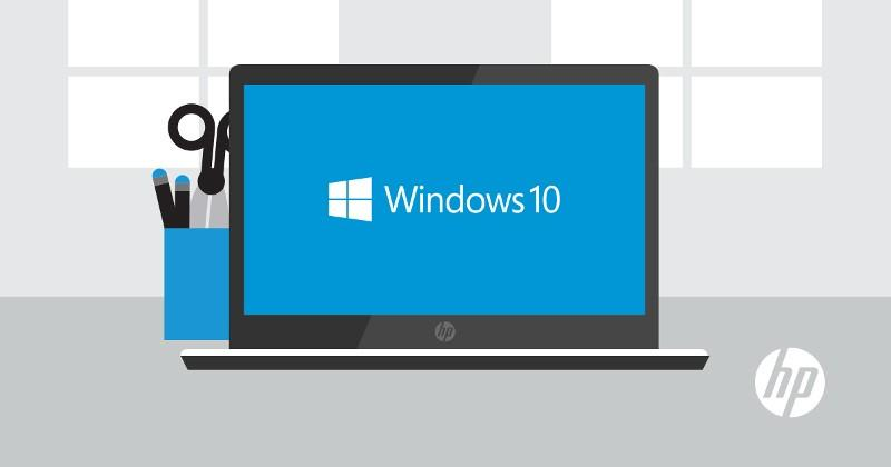 HP: new Windows 10 devices will land on Day One