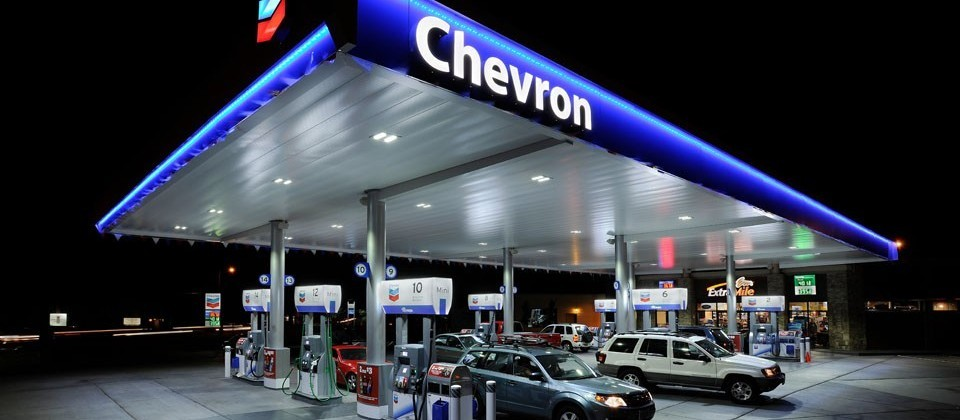 Apple Pay starting to be accepted at Chevron gas stations