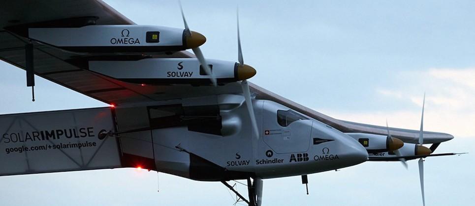 Solar Impulse battery problems ground plan until 2016