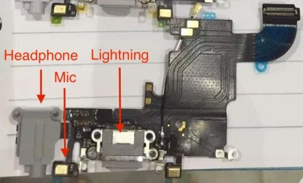 iPhone 6s part leaks reveal camera rings, flex cables, home button