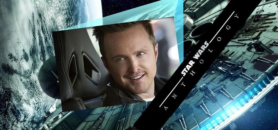 Aaron Paul teases his role as Han Solo [UPDATE: Jawa]