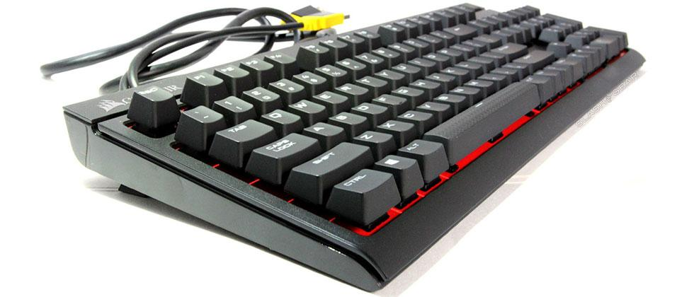 Corsair Strafe Mechanical Keyboard mini-Review