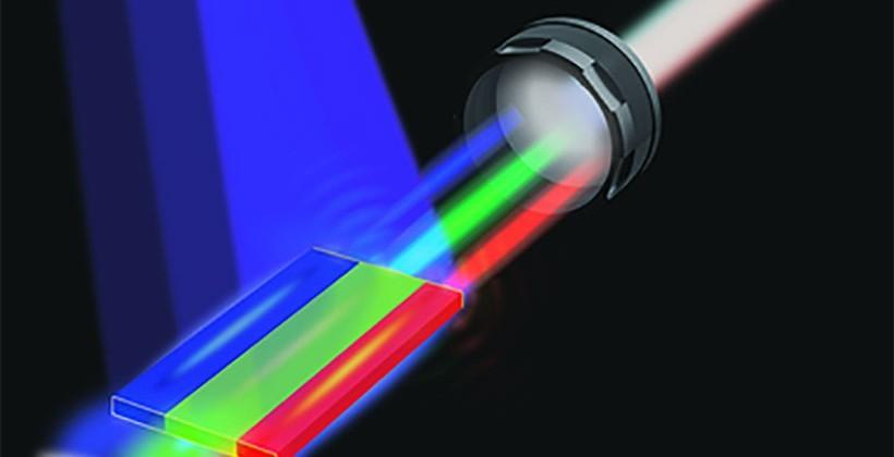 ASU researchers show off first white laser