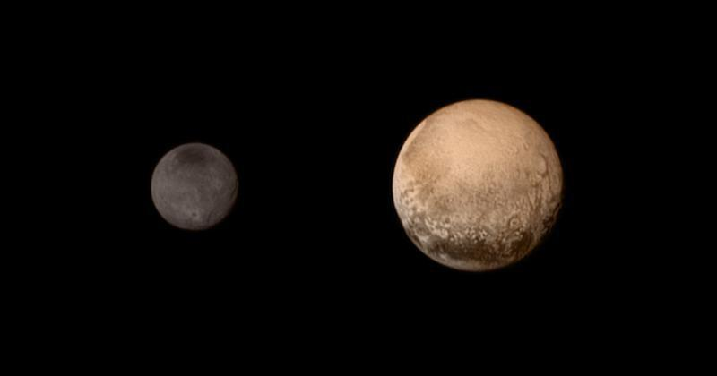 New Horizons proves Pluto is larger than we thought