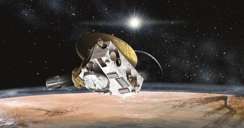 New Horizons phones home to say it's OK