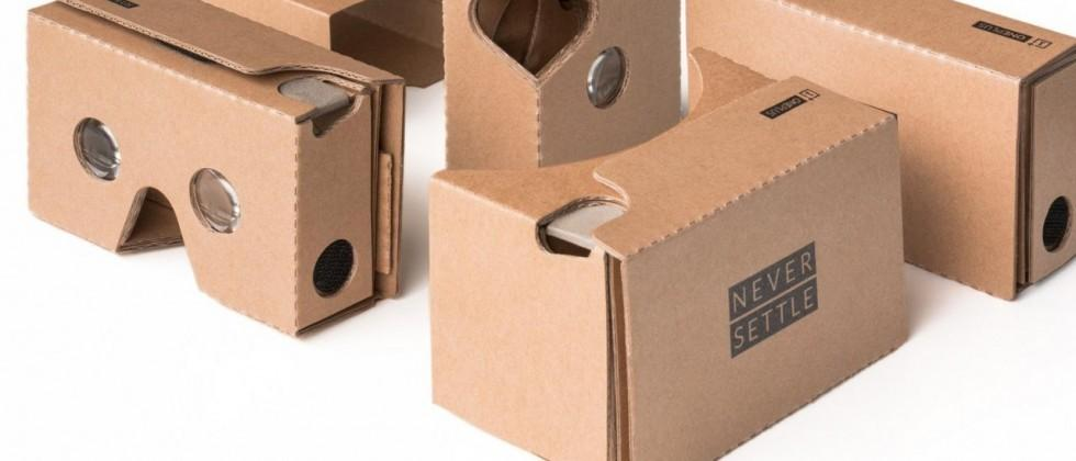 OnePlus wants to give you Google Cardboard