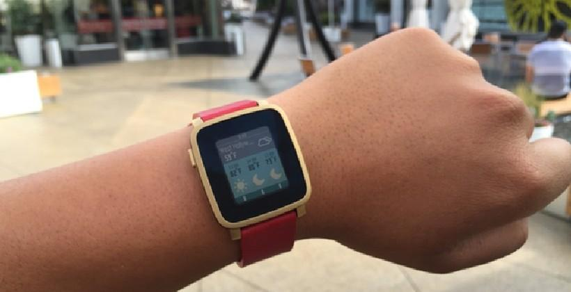 Pebble Time Steel smartwatch production kicks off this week