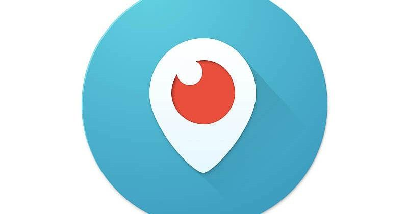 Periscope updated to version 1.1.2 with Android/iOS/Web live