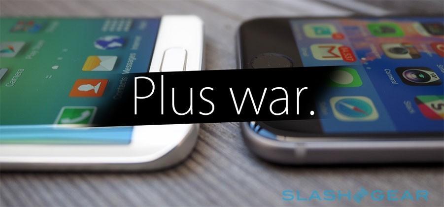 Samsung Galaxy S6 Edge Plus detail rundown
