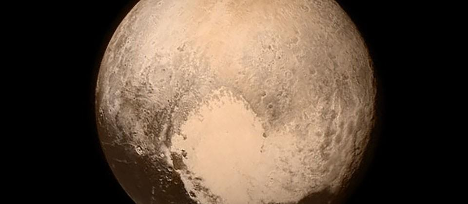 See the best color image of Pluto taken just before New Horizons flyby