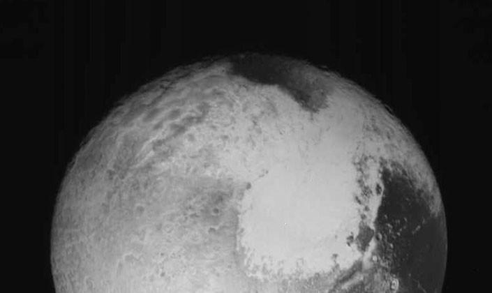 The best Pluto photos from New Horizons so far