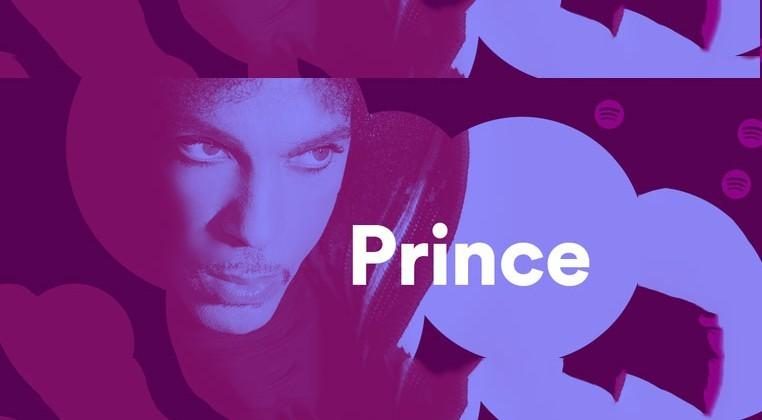 Prince releases ONE SONG to Spotify
