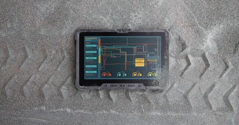 Dell S New Rugged Windows Tablet Is Tough Enough For Any