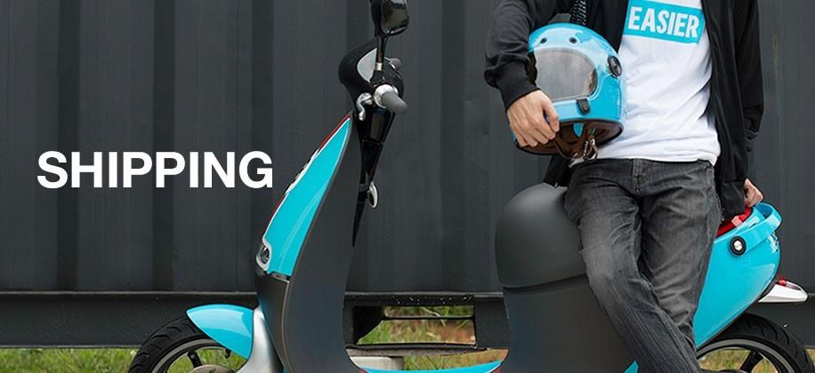 Gogoro Smartscooter pre-orders begin shipping tomorrow