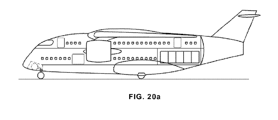 Airbus patents even more massive double-decker airplane