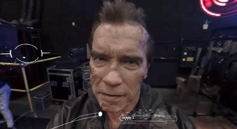 Arnold enters VR with Terminator Genisys for Google Cardboard