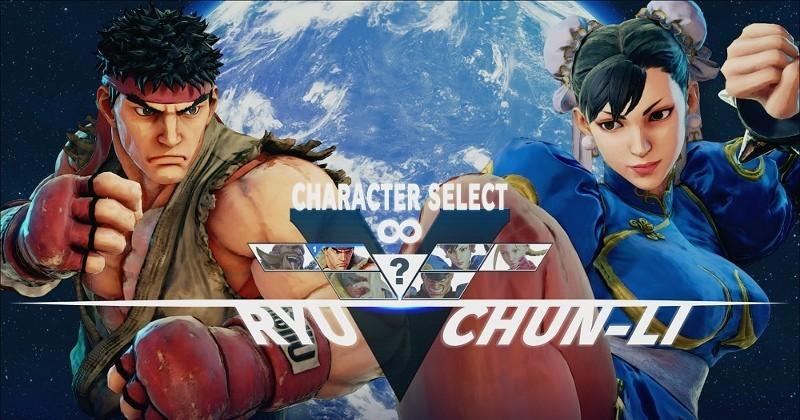 Street Fighter V intros new character, IAP business model
