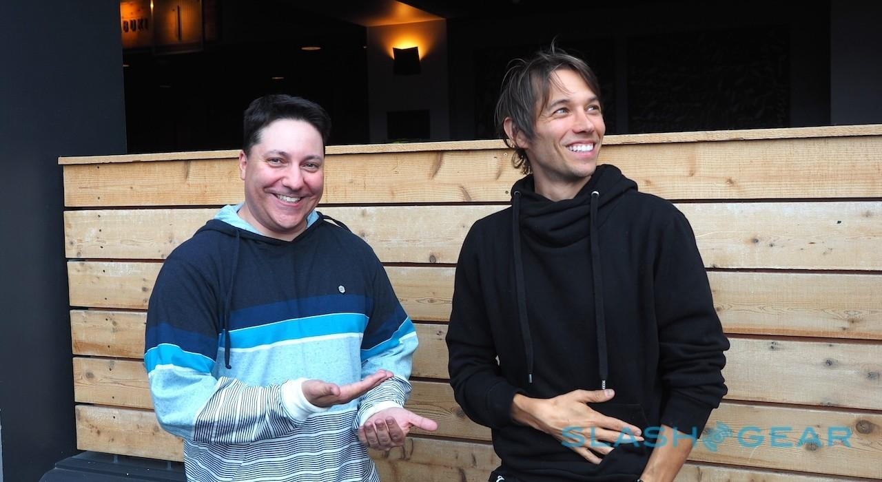 Chris Bergoch and Sean Baker