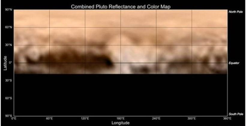 NASA shows off Pluto's stunning Whale of a Feature