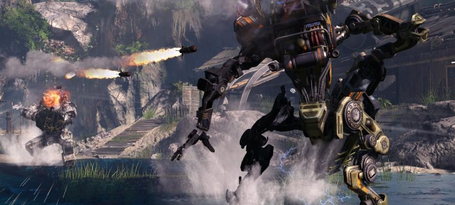 Titanfall to get free-to-play version in Asia