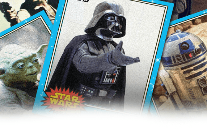 Dear Topps: fix your Star Wars app or give it to someone else