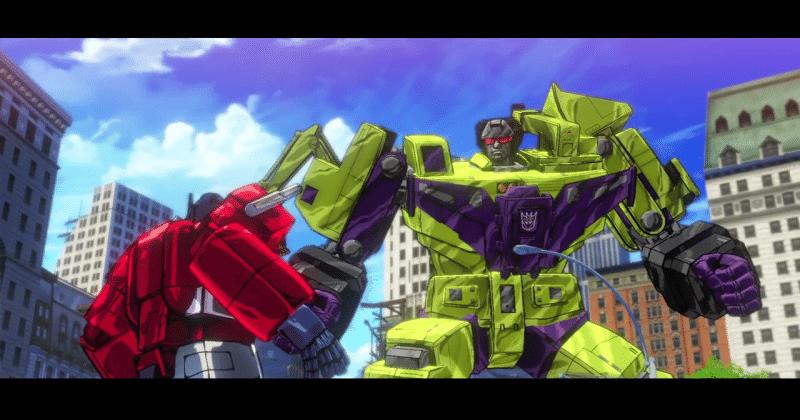 Transformers: Devastation trailer hits all the nostalgia notes