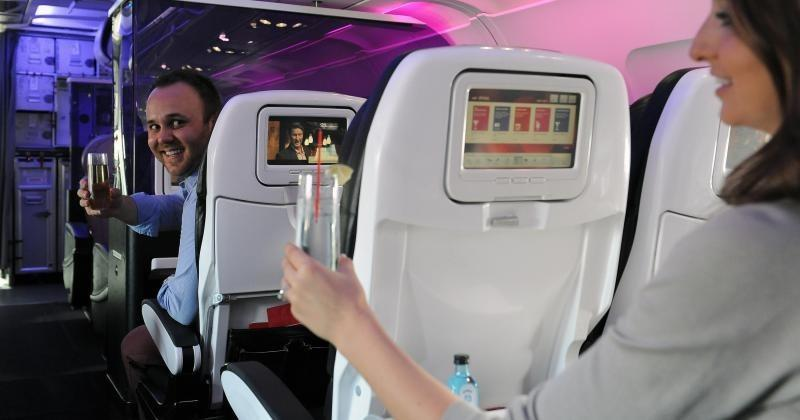 Virgin's in-flight Wi-Fi will be able to handle Netflix