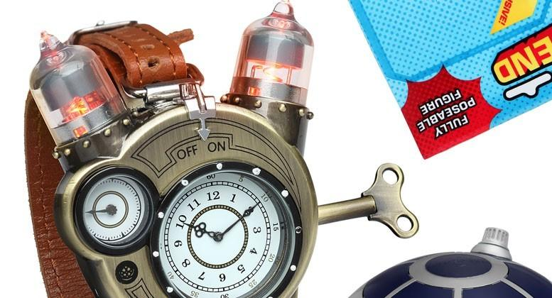 ThinkGeek SDCC '15 collection brings Star Wars, Tesla, GOTG