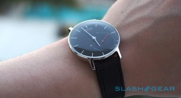 Withings Activite watch adds swim tracking