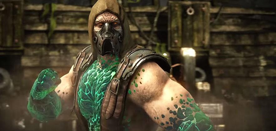 Mortal Kombat X brings the rock with Tremor