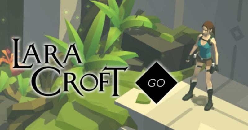 Lara Croft GO: imagine Tomb Raider as a board game