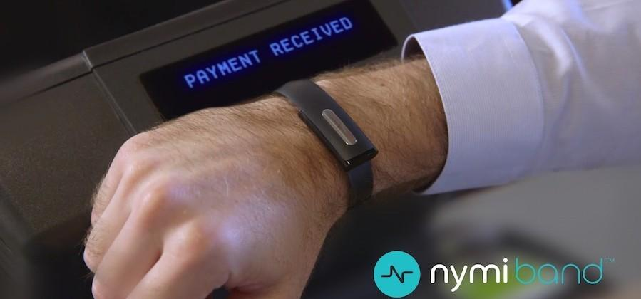 Nymi Band testing heartbeat-authenticated mobile payments