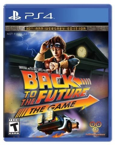 Telltale's Back to the Future games coming to PS4, Xbox One