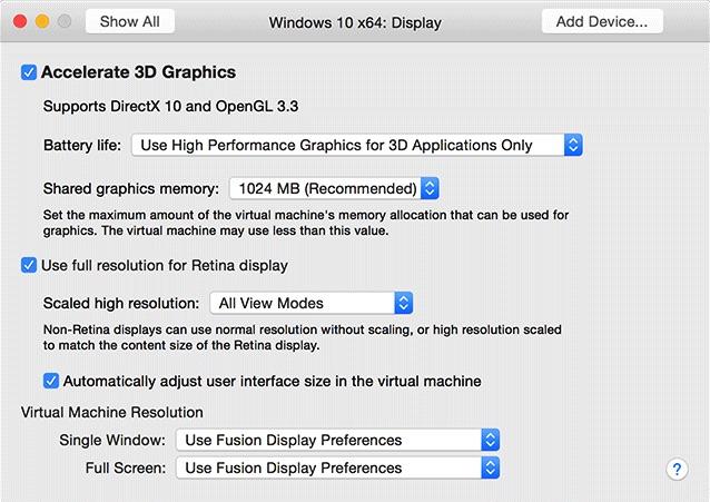 VMware's Fusion 8 debuts with OS X El Capitan, Windows 10 support
