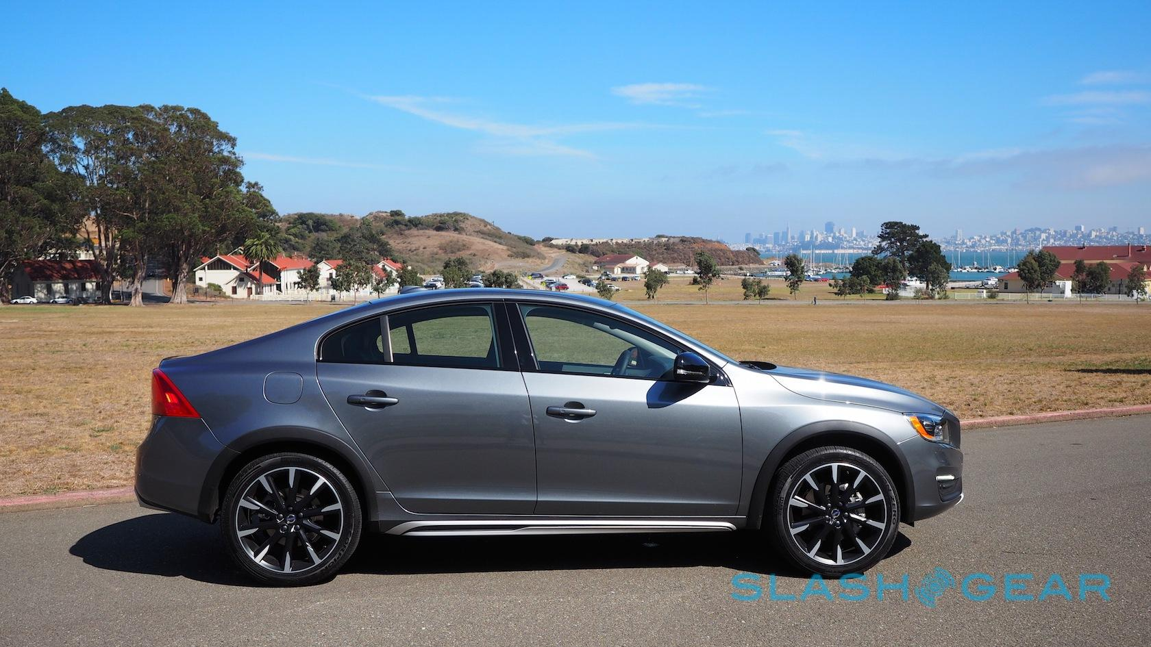 2016 Volvo S60 Cross Country First Drive Swedish Oddball