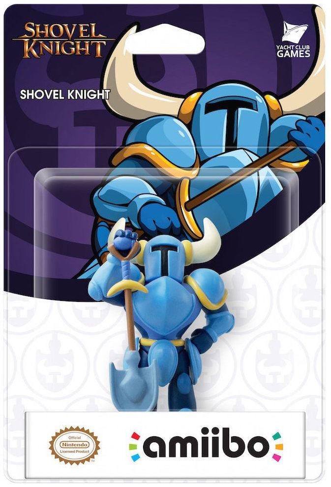 Hit game Shovel Knight is Nintendo's first indie Amiibo