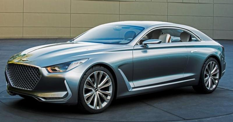 """Hyundai """"Vision G"""" Concept gives a glimpse of future luxury"""