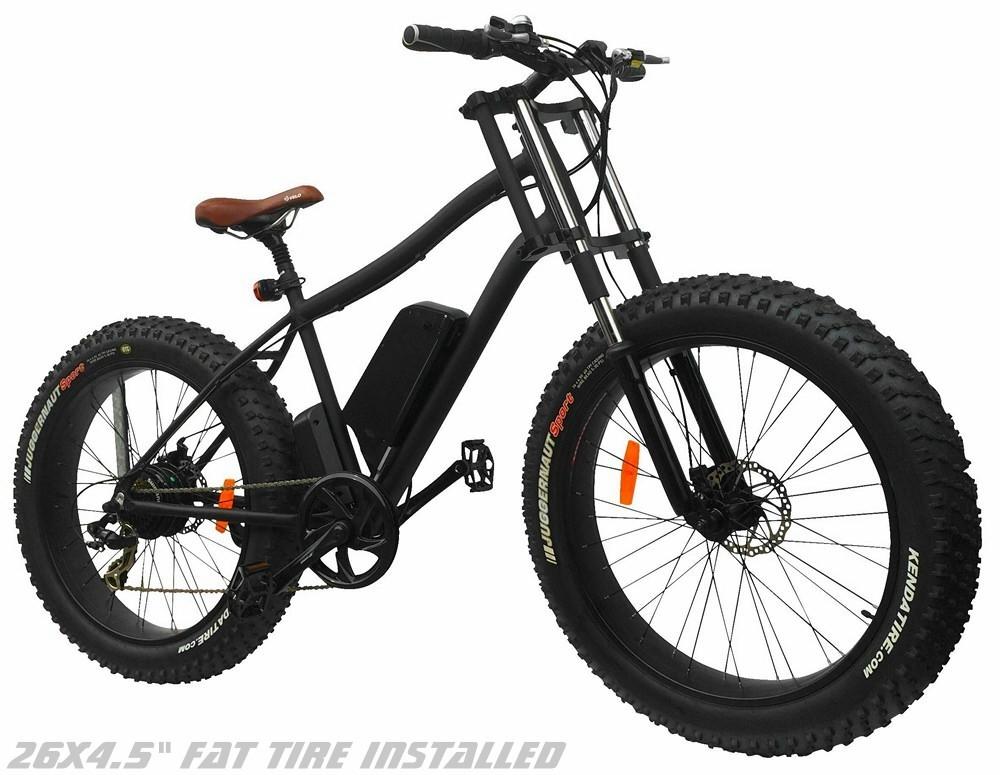 All Terrain Bike >> This Electric All Terrain Bike Wants To Go To The Beach Slashgear