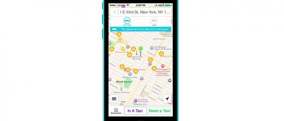 NYC's taxis now have their own Uber-like app