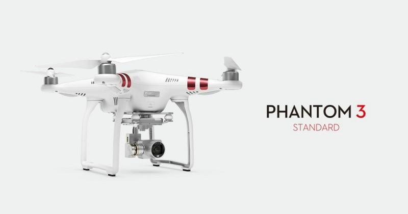 DJI Phantom 3 Standard drone has plenty of features for beginners