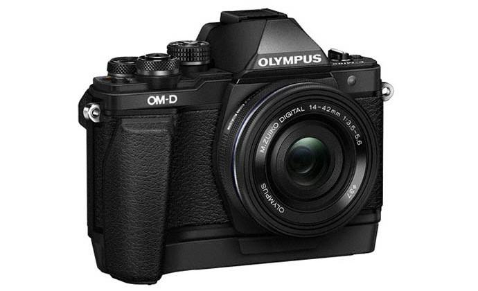 Olympus OM-D E-M10 Mark II unveiled: 16MP, 5-axis stabilization