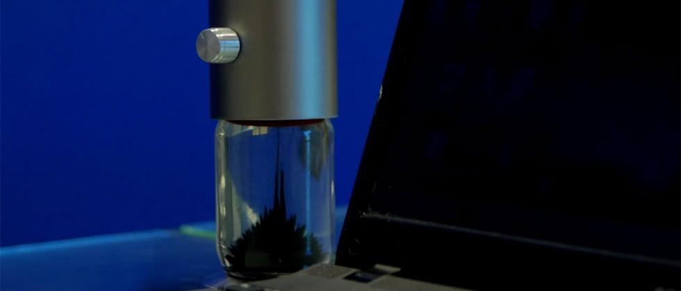 Ferroflow – A Lava-lamp made with magnetizable liquid