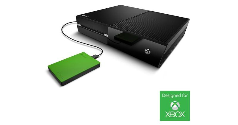 Expand your Xbox gaming with new Chatpad, Seagate Game Drive